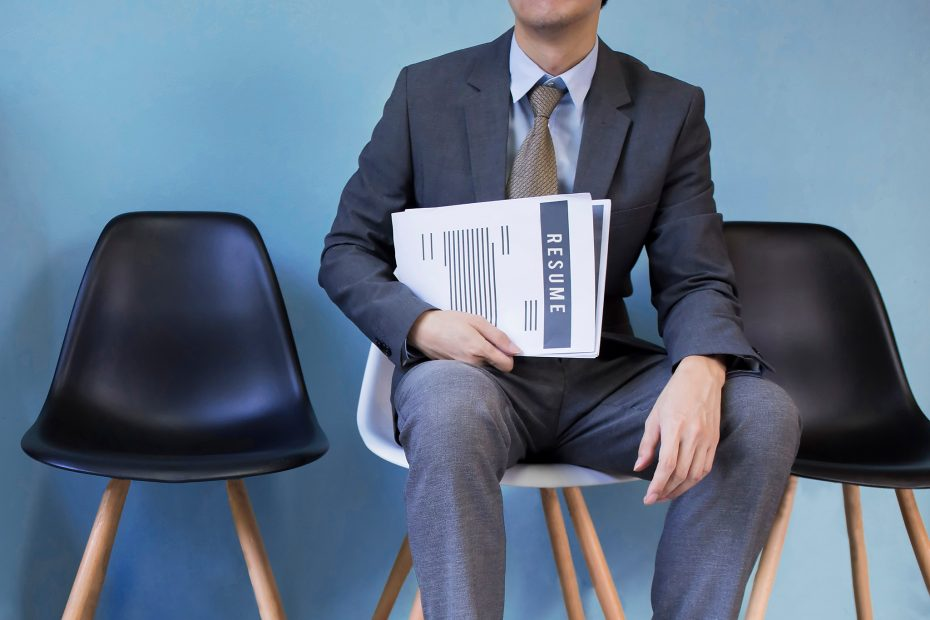 Resume Man for HOW TO WIN-OVER A RECRUITER